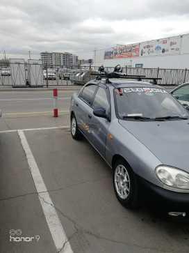 Иркутск Lanos 2008