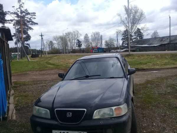 Honda Ascot, 1994 год, 117 000 руб.