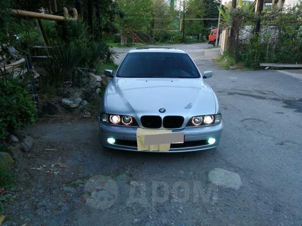 BMW 5-Series, 2002 год, 320 000 руб.