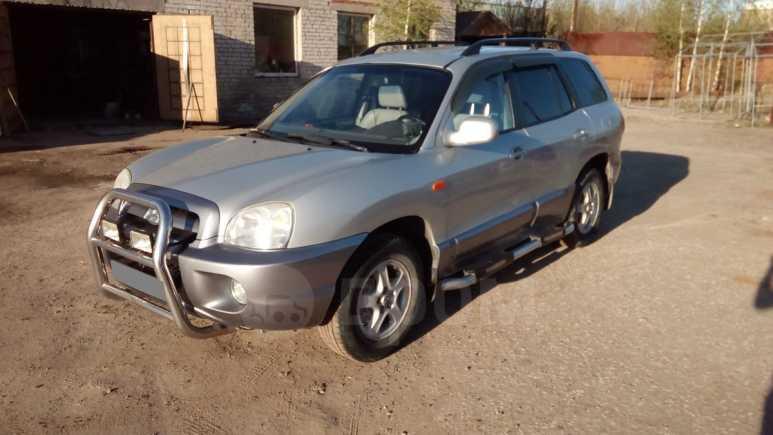Hyundai Santa Fe Classic, 2005 год, 400 000 руб.