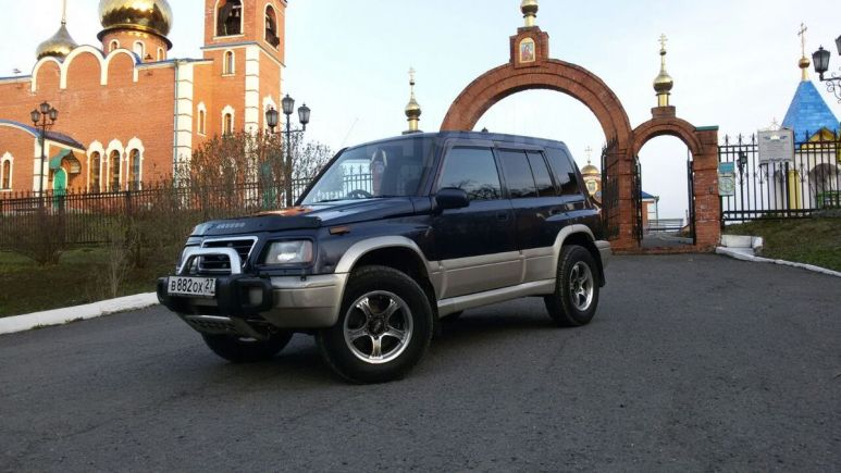 Suzuki Escudo, 1995 год, 320 000 руб.