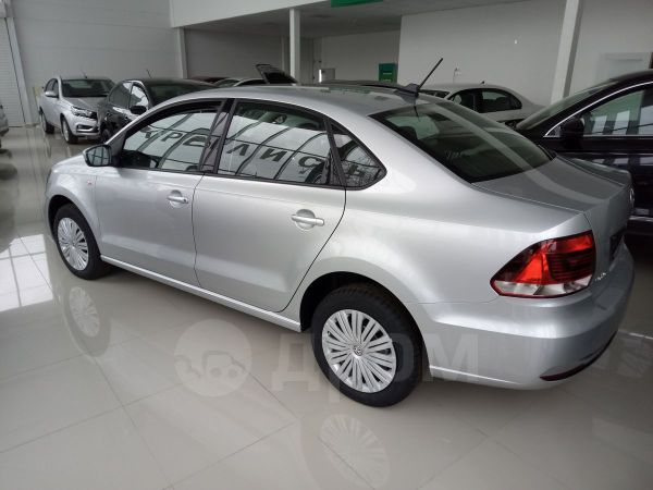 Volkswagen Polo, 2018 год, 770 890 руб.