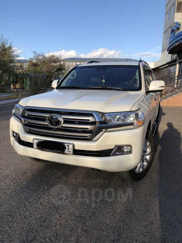 Toyota Land Cruiser, 2015 год, 4 300 000 руб.