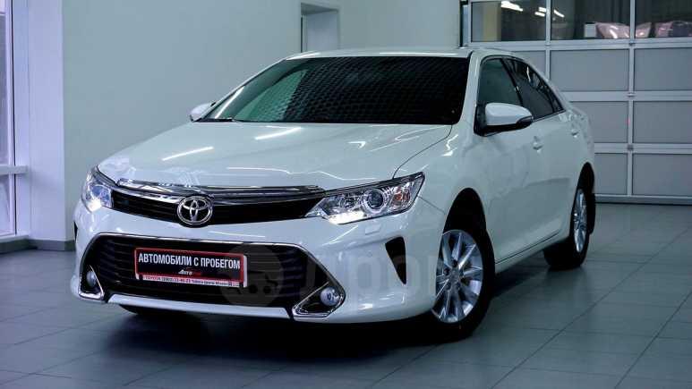 Toyota Camry, 2017 год, 1 397 000 руб.