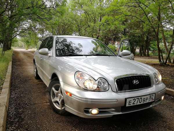 Hyundai Sonata, 2004 год, 300 000 руб.