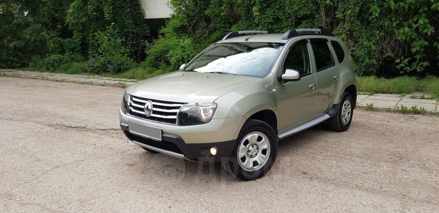 Renault Duster, 2014 год, 665 000 руб.