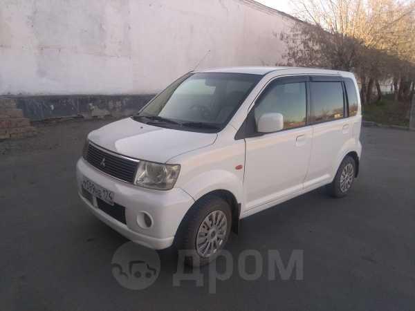 Mitsubishi eK Wagon, 2004 год, 185 000 руб.