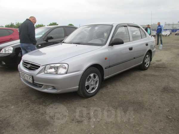 Hyundai Accent, 2007 год, 290 000 руб.