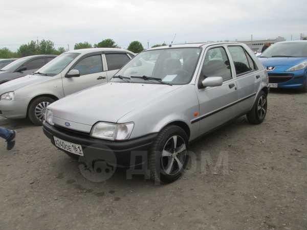 Ford Fiesta, 1994 год, 85 000 руб.