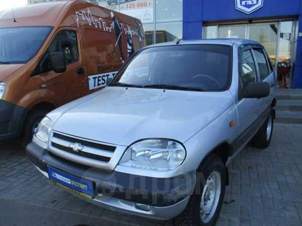 Chevrolet Niva, 2007 год, 229 000 руб.