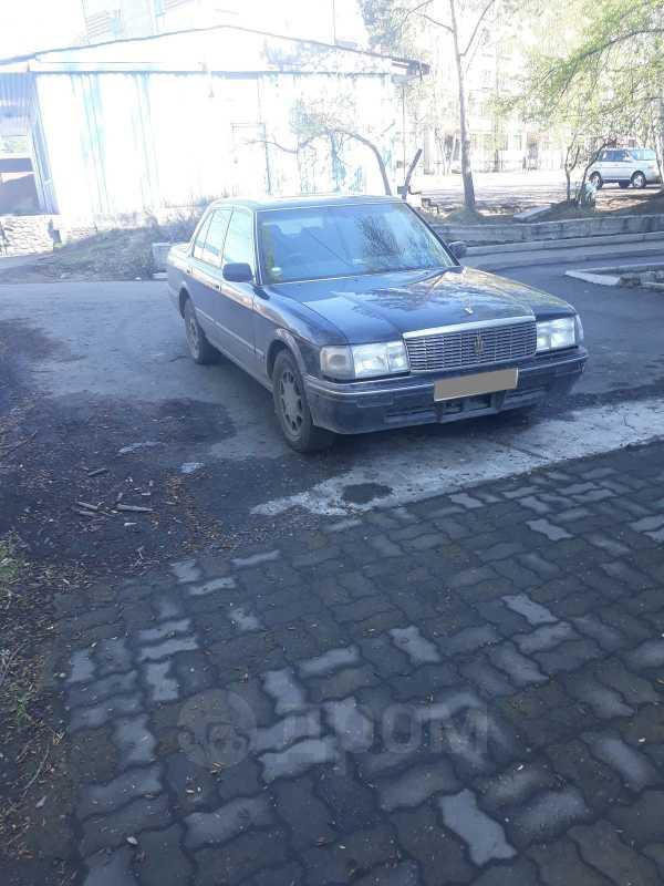 Toyota Crown, 1995 год, 100 000 руб.