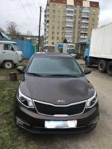 Kia Rio, 2016 г., Новосибирск