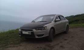 Владивосток Lancer 2009