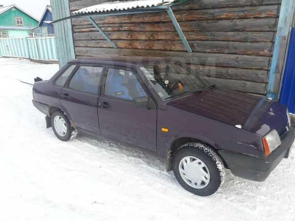 Лада 21099, 1998 год, 100 000 руб.