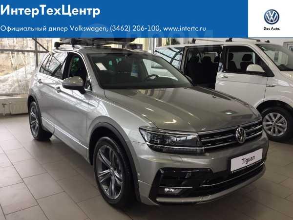 Volkswagen Tiguan, 2018 год, 2 499 090 руб.