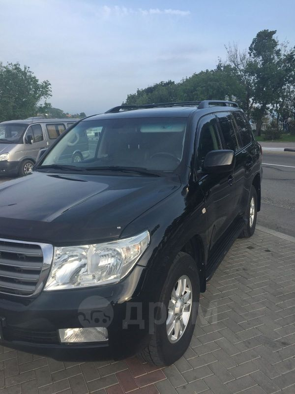 Toyota Land Cruiser, 2008 год, 1 590 000 руб.