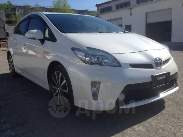 Toyota Prius, 2013 год, 1 015 000 руб.