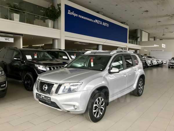 Nissan Terrano, 2015 год, 779 000 руб.