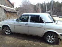 Усолье-Сибирское 31105 Волга 2008