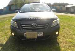 Нижний Ингаш Corolla 2007