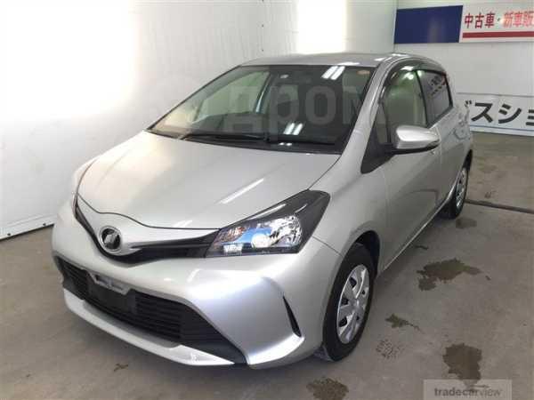 Toyota Vitz, 2014 год, 570 000 руб.