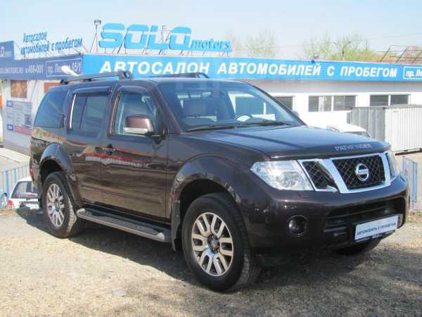 Nissan Pathfinder, 2012 год, 1 219 900 руб.