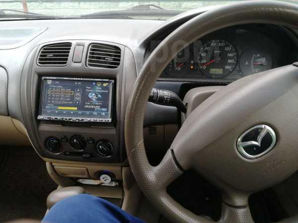 Mazda Familia, 2002 год, 120 000 руб.