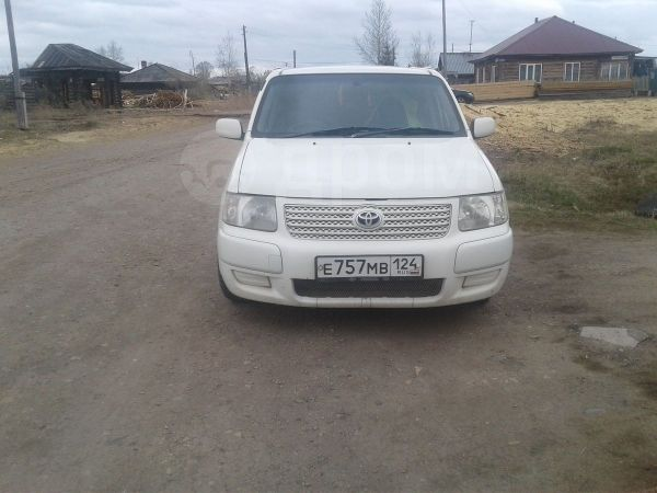Toyota Succeed, 2005 год, 290 000 руб.