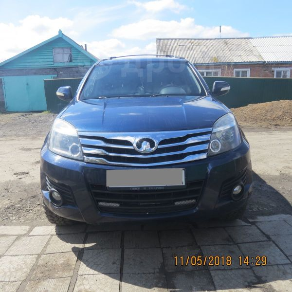 Great Wall Hover H3, 2013 год, 569 500 руб.