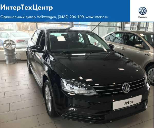 Volkswagen Jetta, 2018 год, 1 222 415 руб.