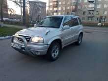 Suzuki Escudo, 2001 г., Омск