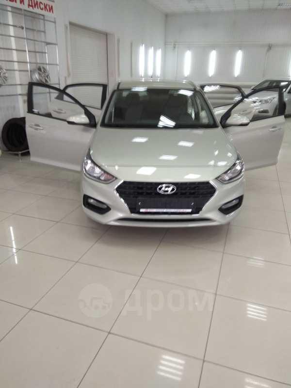 Hyundai Solaris, 2018 год, 827 900 руб.