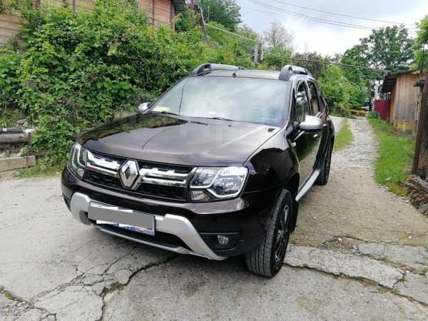 Renault Duster, 2016 год, 850 000 руб.