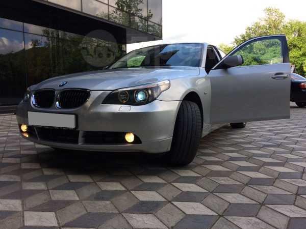 BMW 5-Series, 2006 год, 665 000 руб.