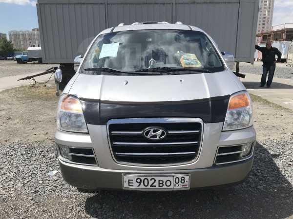Hyundai Starex, 2006 год, 590 000 руб.
