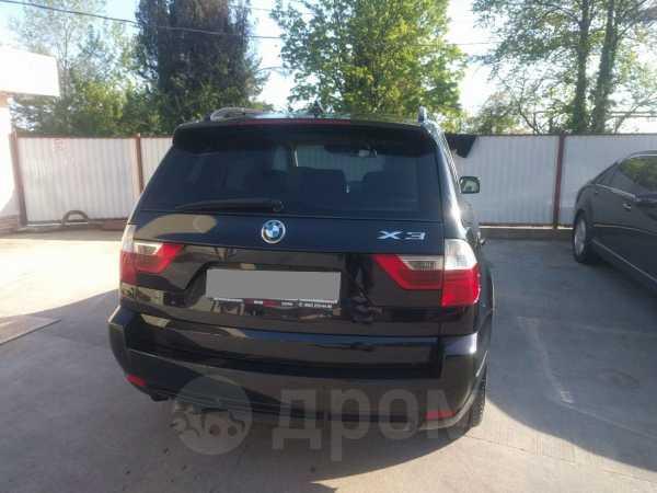 BMW X3, 2007 год, 770 000 руб.
