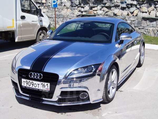 Audi TT, 2012 год, 1 350 000 руб.