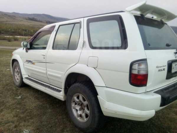Nissan Terrano Regulus, 2001 год, 100 000 руб.