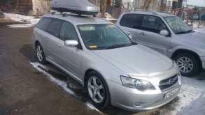 Subaru Legacy, 2003 г., Тюмень