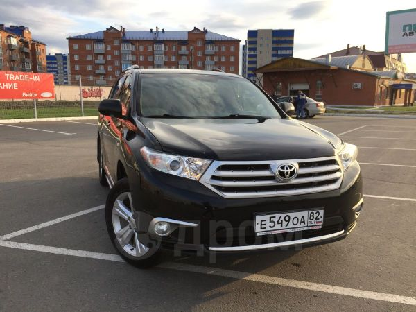 Toyota Highlander, 2011 год, 1 440 000 руб.