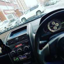 Toyota Altezza, 2000 г., Новосибирск