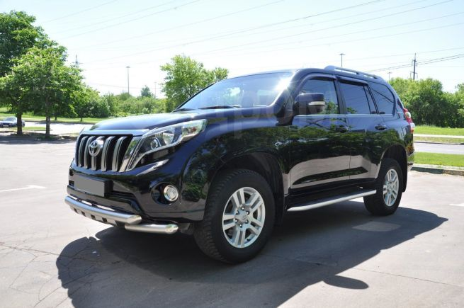 Toyota Land Cruiser Prado, 2014 год, 2 149 000 руб.