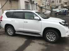 Toyota Land Cruiser Prado, 2015 г., Москва