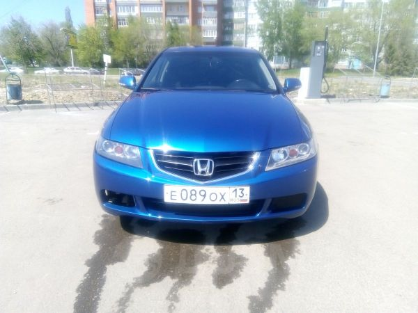 Honda Accord, 2007 год, 390 000 руб.