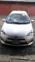 Toyota Aqua, 2013 год, 675 000 руб.