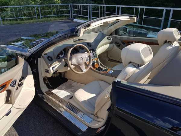 Mercedes-Benz SL-Class, 2008 год, 1 350 000 руб.
