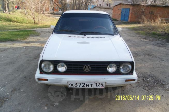 Volkswagen Golf, 1988 год, 67 000 руб.