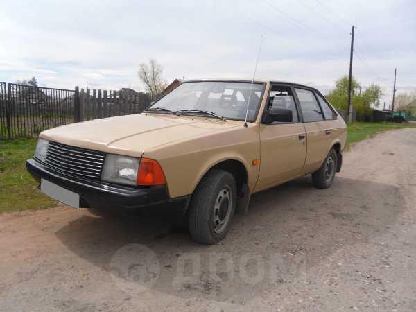 Москвич 2141, 1991 год, 48 000 руб.
