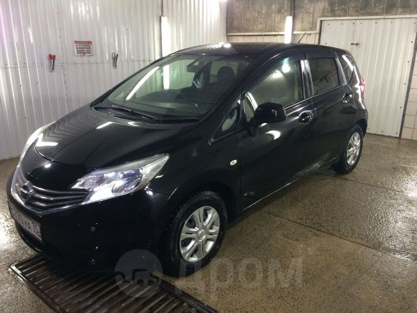 Nissan Note, 2012 год, 485 000 руб.