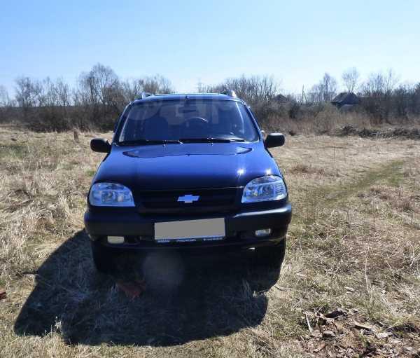 Chevrolet Niva, 2004 год, 203 000 руб.